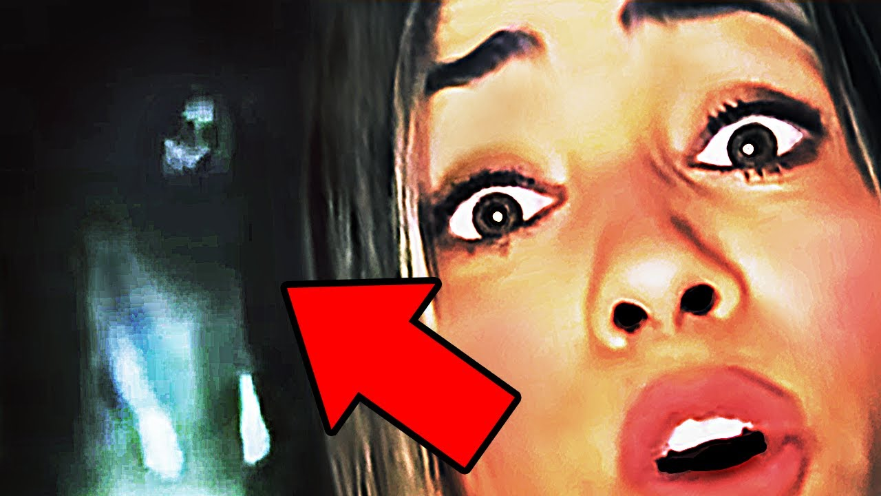 Top 10 SCARY Videos of GHOSTS & CREEPY THINGS