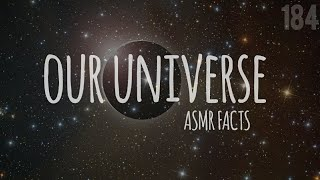 ASMR | Facts about your Universe (whisper)