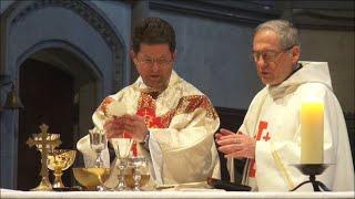 Messe de la Cène du Seigneur,   Jeudi Saint, le 18 avril 2019