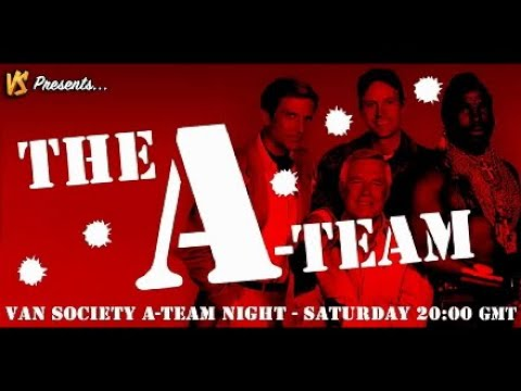 Van Society A-team night part 2