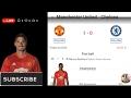 Manchester United vs Chelsea | live |4/16/2017