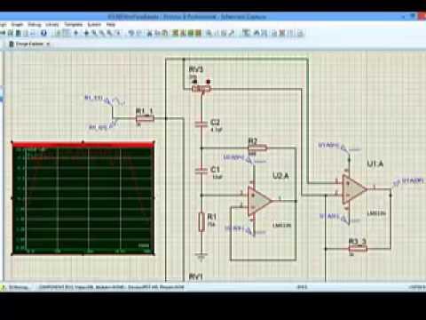Filtros pasabanda para procesado de audio.