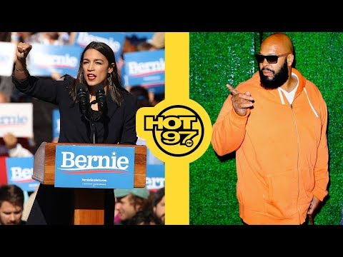 Suge Knight Signs Life Rights To Ray J + Bernie Sanders Returns To Campaign
