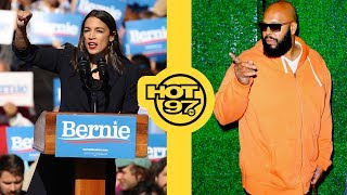 Suge Knight Signs Life Rights To Ray J + Bernie Sanders Returns To Campaign Chair