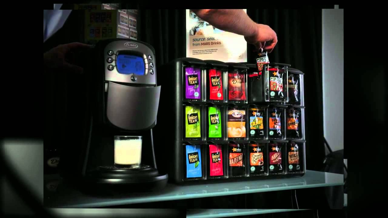 Flavia Coffee Maker How To Use : How to make cappuccino with Flavia Coffee Machine? - YouTube