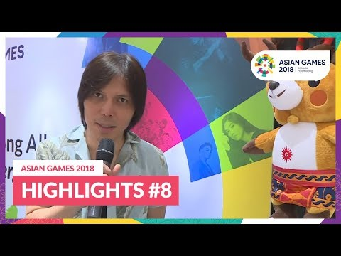 Asian Games 2018 Highlights #8