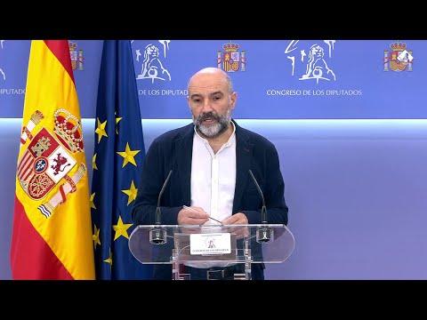"""Néstor Rego: """"O Estado e a Xunta teñen que nacionalizar a planta para manter o emprego"""""""