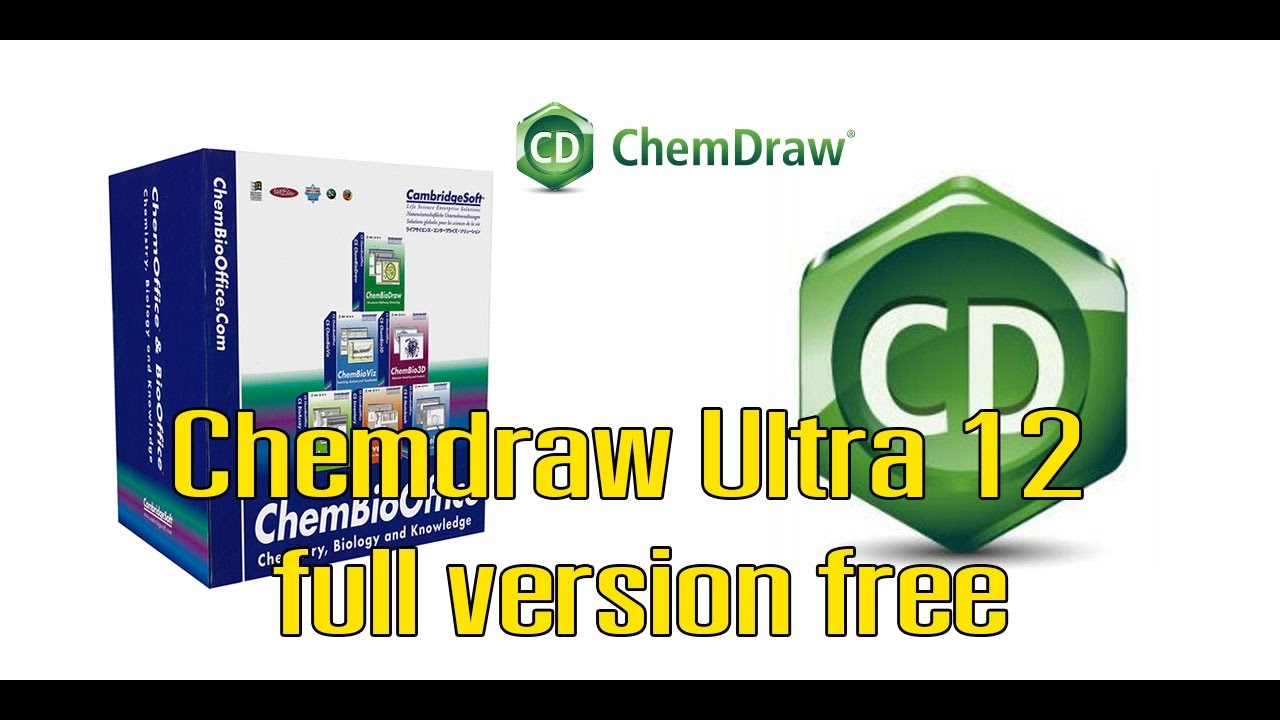free download of chemdraw full version