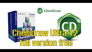 Chemdraw Ultra 12 full version free download
