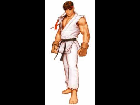 Capcom VS SNK OST- Fist Explosion - Theme Of Ryu Stage
