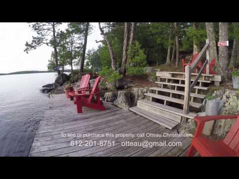 Lake Vermilion Island Retreat
