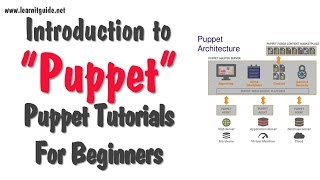 Introduction to Puppet, How Puppet Works - Puppet Tutorials for Beginners
