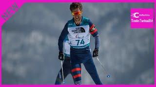 Benjamin Daviet, lui aussi fait briller le biathlon français