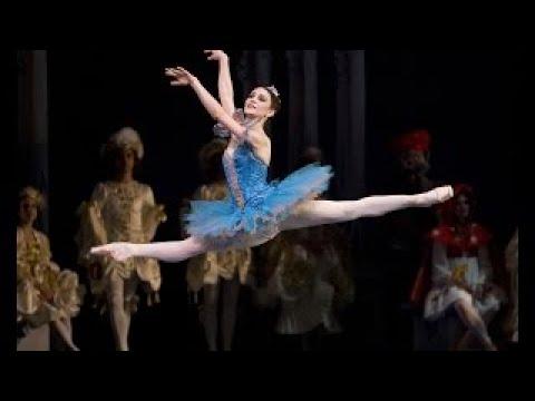 Ballerina Susan Jaffe interview (2002) - The Best Documentary Ever