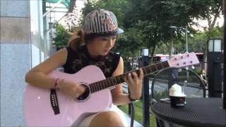 Ain't It Fun - Paramore Guitar Ver. Covered By Stella Ku