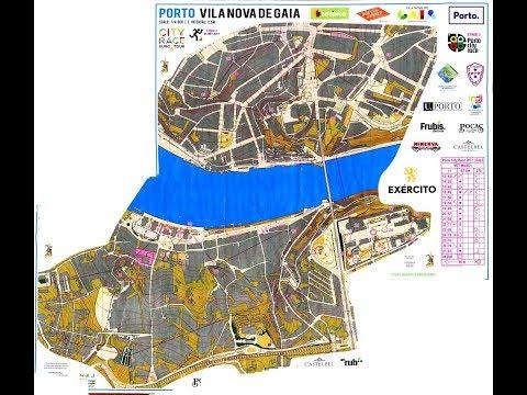 Porto City Race Orienteering 2017 Vila Nova de Gaia & Porto 24 September 2017