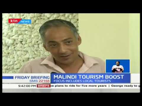 Malindi Tourism Boost: Tourism sector in Malindi to pick up