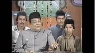 AZIZ AHMED WARSI,ZAY RAHMAT PUR NAZAR BARHAR E ALAM YA RASOOLALLAH(S A W),PERSIAN/URDU QAWWALI
