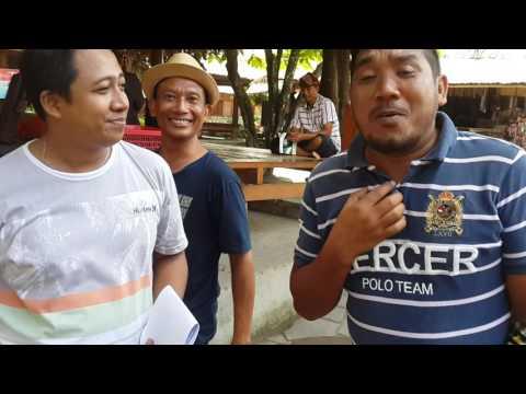 Lombok tour guide nice language