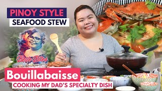 Pinoy Style Seafood Stew | Bouillabaisse Soup Simple Recipe