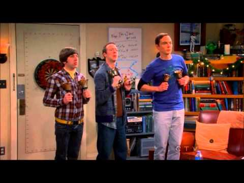 sheldon-and-the-guys-bell-out-jingle-bells