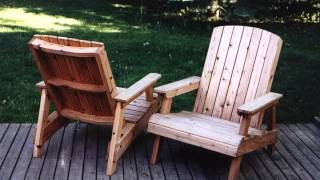 How To : Build A Deck Chair
