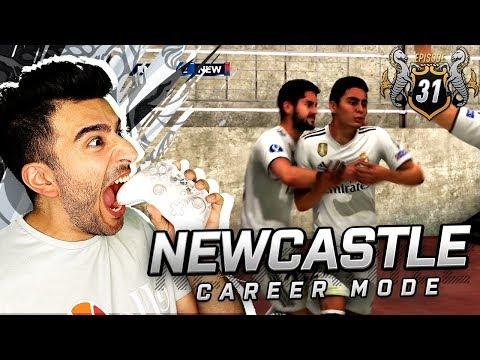 UNBELIEVABLE! ALMIRON YOU TRAITOR! - FIFA 19 NEWCASTLE CAREER MODE #31