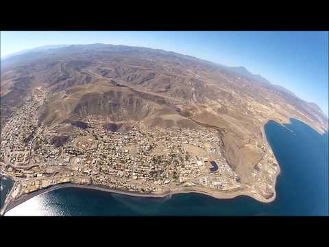 FPV ROAD TRIP SANTA ROSALIA BAJA CALIFORNIA SUR MEXICO