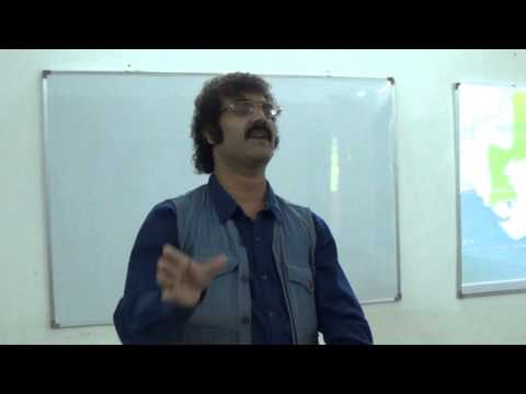 Guest Lecture by Mr. Alok Mukherjee - Part 1