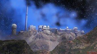 La Face Cachée du Pic - Étoiles au Sommet - L'OBSERVATOIRE ASTRONOMIQUE - Pyrénées - Tv Izard
