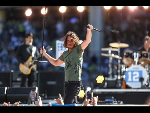 Soundgarden Live at CenturyLink Field