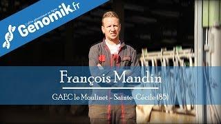 Genomik.fr - François Mandin