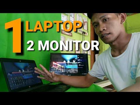 Assalamu'alaikum wr wb Kali ini saya akan sharing bagaimana cara membuat displat 2 monitor pada komp.