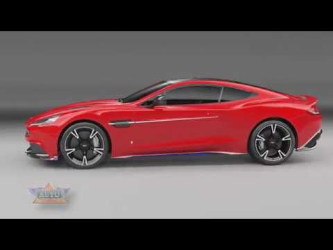 Q By Aston Martin Vanquish S Red Arrows Edition Youtube