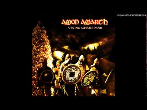 amon amarth viking christmas youtube - Viking Christmas