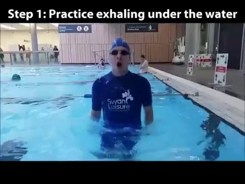 How to swim - Front Crawl - Bilateral Breathing