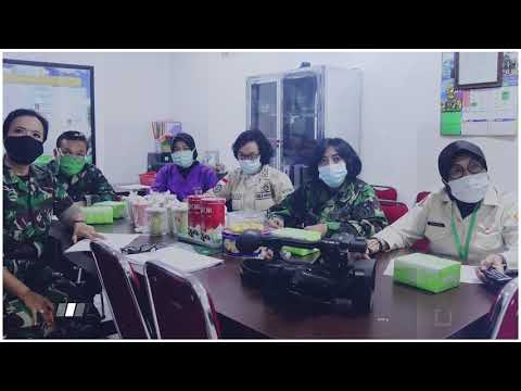Penjurian Lomba Video New Normal Antar Departemen/Unit RSPAD Gatot Soebroto