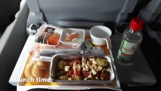 Tripreport: Lufthansa A380-800 Economy, Frankfurt - San Francisco