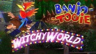 Banjo-Tooie - Witchyworld