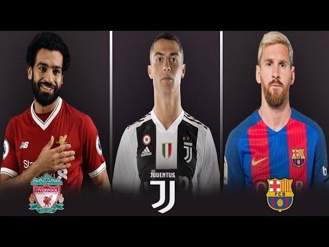 32 Pemain terbaik di Liga Champions 2018/2019 Tiap Klub
