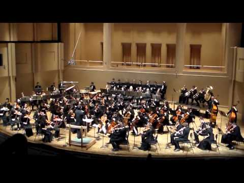 Metropolitan Youth Symphony (MYS) Portland Orange Blossom Special Winter Concert