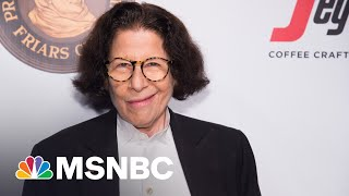 'Stomach-turning': MAGA Riot's Confederate Flag Rebuked byFran Lebowitz   MSNBC Summit Series