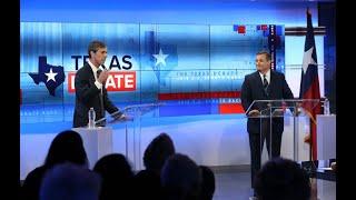 Ted Cruz vs. Beto O'Rourke: Texas Senate candidates clash in debate