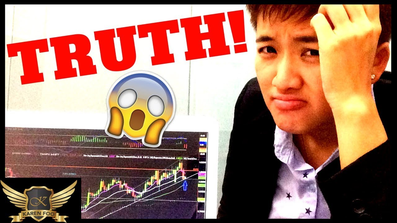 Truth about forex trading