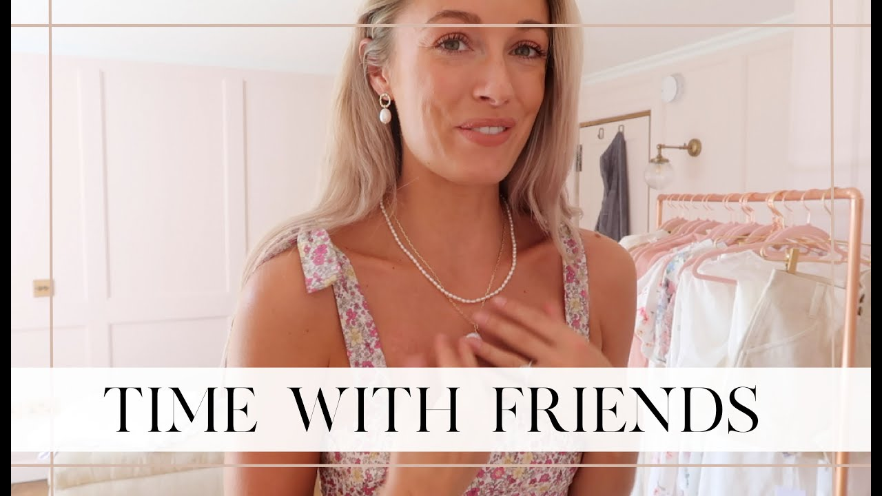 AN AFTERNOON WITH FRIENDS & STYLING NEW JEWELLERY// Fashion Mumblr AD