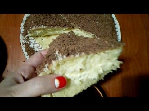 Торт со сгущенкой рецепт с