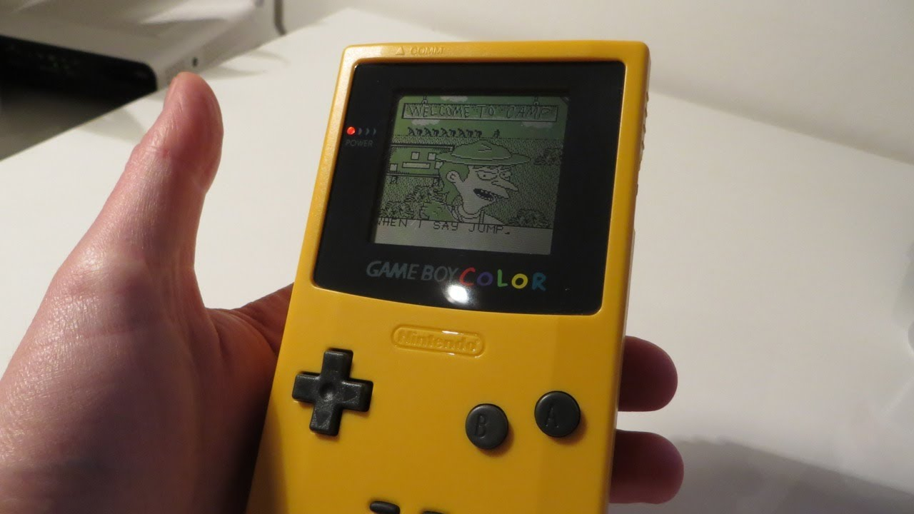Gameboy color screen mod - Gameboy Color Screen Mod 11