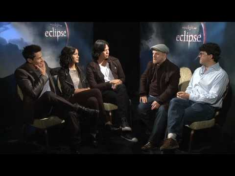 "The Twilight Saga: Eclipse ""Cast & Filmmaker Chat"" Part 7 (From ITunes Podcasts)"