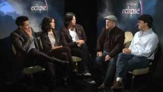 """The Twilight Saga: Eclipse """"Cast & Filmmaker Chat"""" Part 7 (From ITunes Podcasts)"""