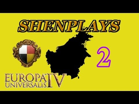 Europa Universalis 4 - Brunei 2